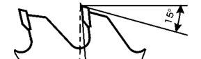Пилы подрезатели для распила, щитов покрытых ламинатом с обеих сторон